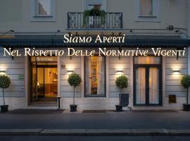 Hotel Bernina, hotel in zona Pinacoteca di Brera, Milano