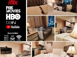 Grand Kamala Lagoon Studio B by 21 Room Netflix, apartment in Bekasi