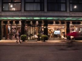 Mornington Hotel Stockholm, hotel in Stockholm