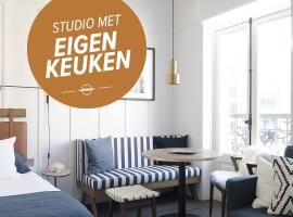 "Getaway Studios ""The Providence"" Oostende, apartment in Ostend"
