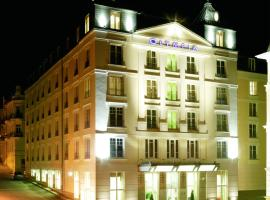 Spa Hotel Olympia Marienbad, hotel in Mariánské Lázně