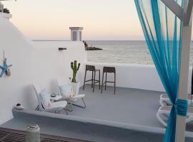 Ático La Marina, centro S/C con 2 terrazas, hotel a Santa Cruz de la Palma