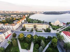 Hotel Ternopil, hotel in Ternopil