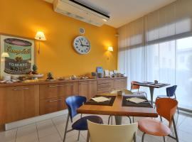 BEST WESTERN Titian Inn Hotel Venice Airport, hotell i Tessera