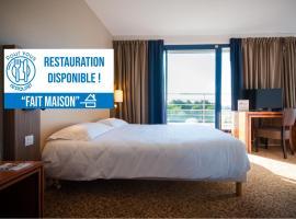 Brit Hotel Saint Malo – Le Transat, отель в Сен-Мало