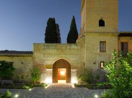 Parador de Granada, hotel a Granada