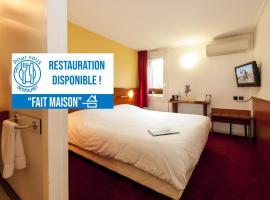 Brit Hotel Agen - L'Aquitaine、ル・パサージュのホテル