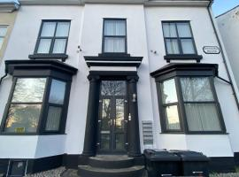 Swansea house, apartment in Birmingham