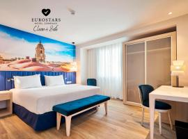 Eurostars Astoria, отель в Малаге