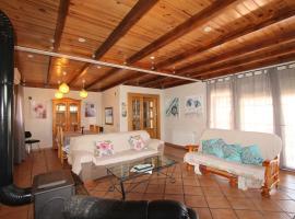 Chalet Mirador de Aranjuez, cabin in Seseña Nuevo