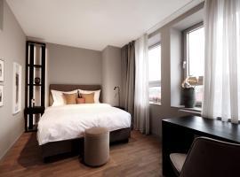 SAXX Hotel am Theater Karree, hotel near Hagen Central Station, Hagen