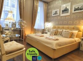 Silver Sphere Inn, hotel in Saint Petersburg
