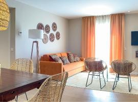 Sea to Sky Suites - Mijas Pueblo, lägenhet i Mijas