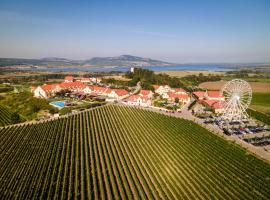 Vinařství U Kapličky – hotel w mieście Zaječí