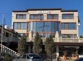 Gold Mais, отель в Махачкале