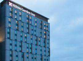 Hilton Garden Inn Umhlanga Arch, hotel near Beachwood Golf Club, Durban