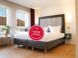 SEEGER Living Premium Downtown, Ferienwohnung in Karlsruhe