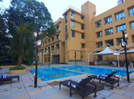 Hotel Metropark, hotel in Lonavala