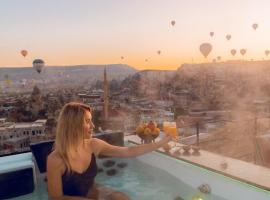 Arinna Cappadocia, vacation rental in Göreme