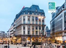 Brussels Marriott Hotel Grand Place, hotel near County of Jette Communal Museum, Brussels