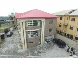 Kemsmat Suites, hotel near Murtala Muhammed International Airport - LOS, Lagos