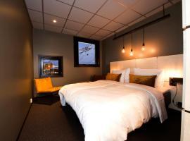 スヴァールバル ホテル | ザ ボルト、ロングイェールビーンのホテル