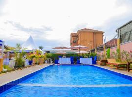 Rehoboth Hotel & Apartments, отель в Кампале