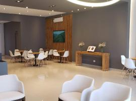 Urquiza Suite & Apart Salta, hotel en Salta