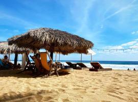 Posada Mexico, hotel en Zipolite