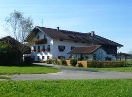 Beim Appertinger, farm stay in Truchtlaching