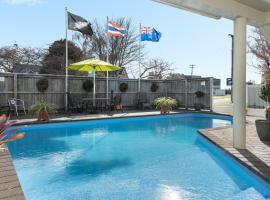 ASURE Macy's Motor Inn, motel in Tauranga