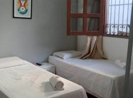 Pousada Nossa casa, hospedagem domiciliar em Fortaleza