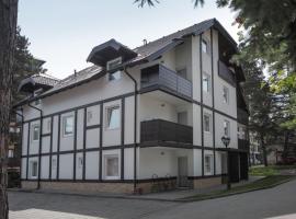 Vila Bjanka, apartman na Zlatiboru