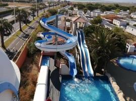 Mobil-home canet en roussillon, campground in Canet-en-Roussillon