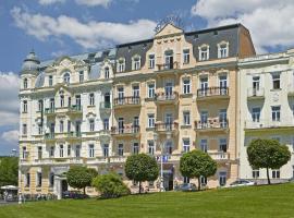 Hotel Paris, wellness hotel v destinaci Mariánské Lázně