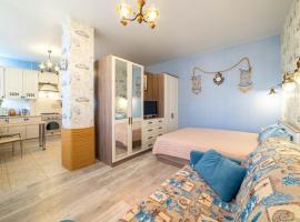 """Апартаменты """"Визит в Сочи"""", отель в Сочи, рядом находится Музей Н.А. Островского"""