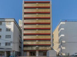 谷町君ホテル WE 難波28, hotel in Osaka