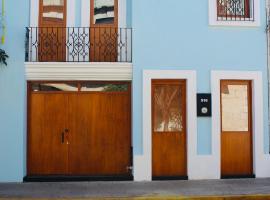 Casa Olié, отель в городе Оахака-де-Хуарес