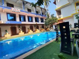 Merit Resort Goa, apartment in Calangute