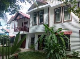 Manoha Villa, отель в Сиануквиле