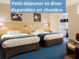 Mercure Paris 19 Philharmonie La Villette, hotel near Bobigny-Pablo Picasso Metro Station, Paris