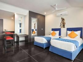 Cosmo Afallon Luxury Service Apartments & Suites, pet-friendly hotel in Bangalore