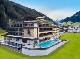 Hotel Tirolerhof, hotel in Tux