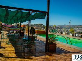 Hotel 1988 Guanajuato, отель в городе Гуанахуато