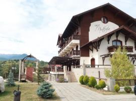 Pensiunea Casa Nostalgia, hotel din Bran
