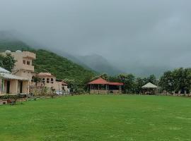 Kanj Holiday Hill Resort & Spa, hotel near Maharana Pratap Airport - UDR, Udaipur