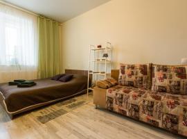 УютHOME Панорамный ЛоФт, отель в Ногинске