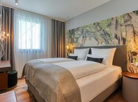 NinetyNine Augsburg, hotel in Augsburg