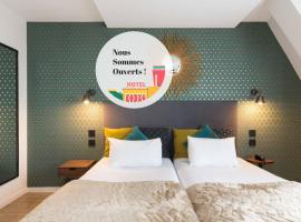 Hotel OHM by Happyculture, hotel in Paris