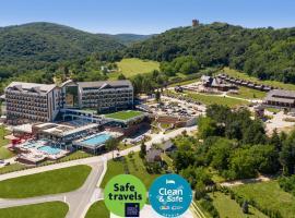 Spa Resort & Hotel Fruške Terme, hotel in Vrdnik